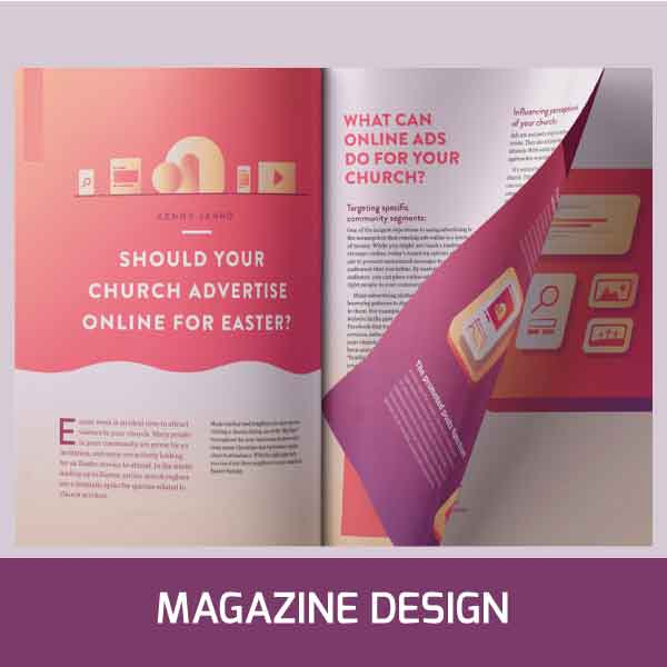 Magazine Design and Printing in Portharcourt