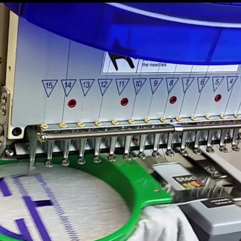 Monogram and Embroidery Printing In Owerri